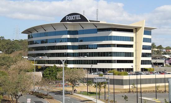 Foxtel Building, 35 Robina Town Centre QLD