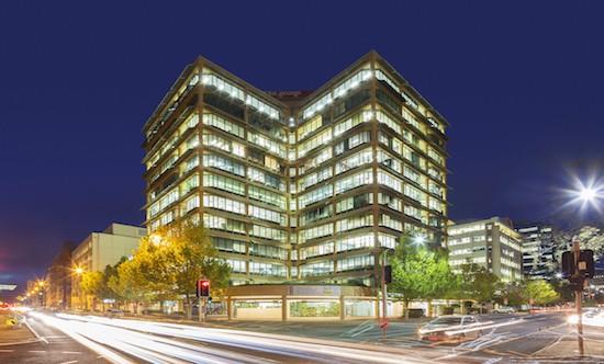60 Marcus Clarke Street, Canberra