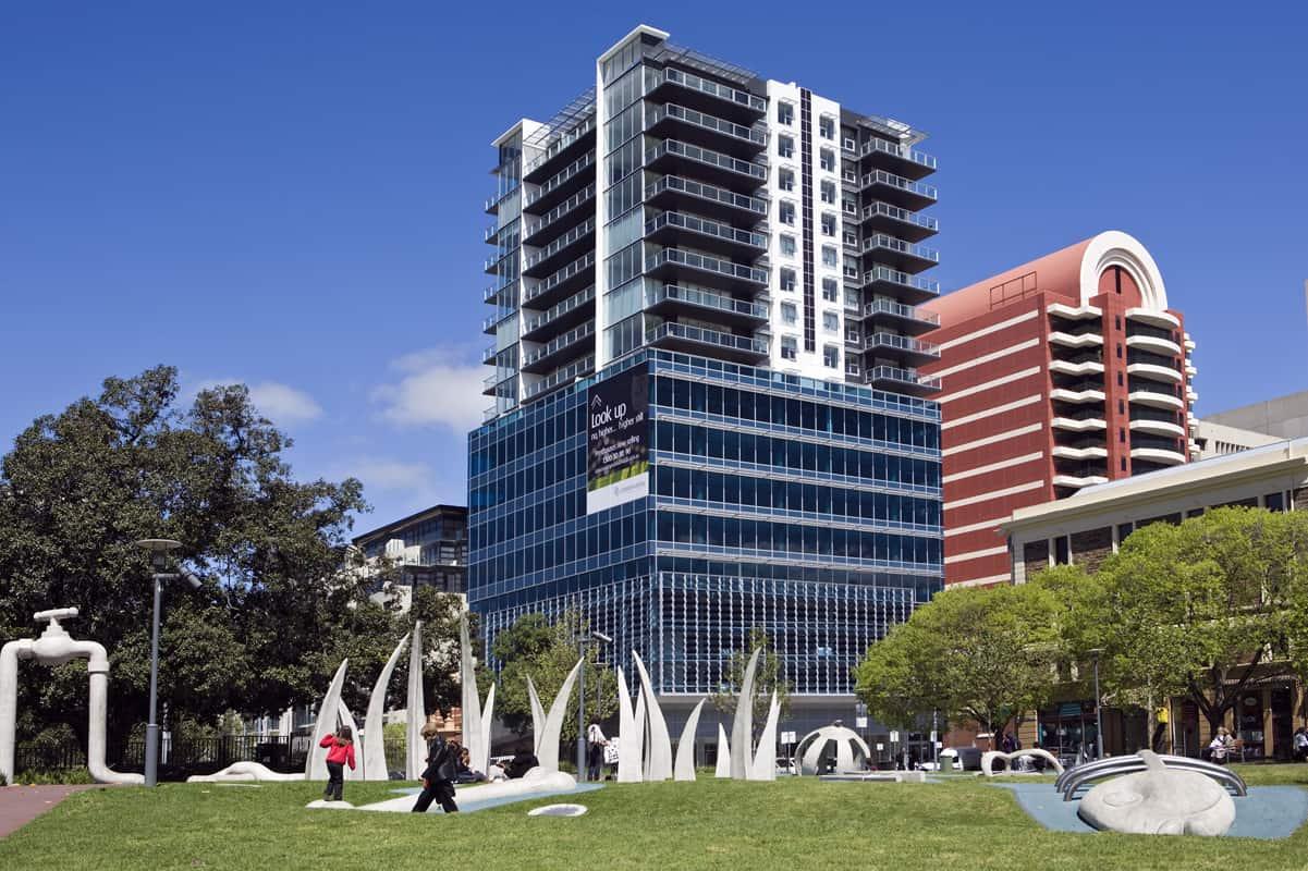 131-139 Grenfell Street, Adelaide