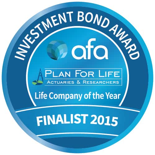 INVESTMENT BOND AWARD - Finalist Large
