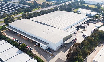 14-17 Dansu Court_Hallam Industrial building aerial image