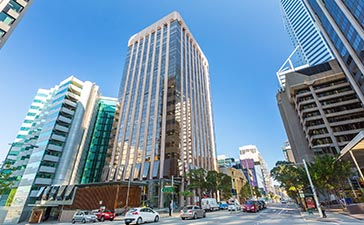 Unlisted property funds centuria for 111 st georges terrace perth