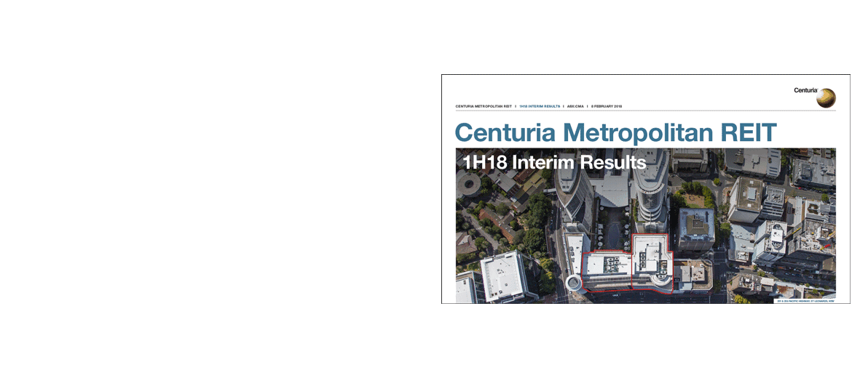 CMA HY18 Results Presentation