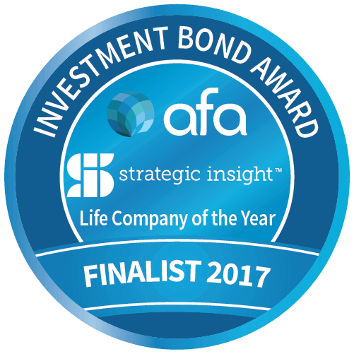 Life company of the year award 2017 - Finalist
