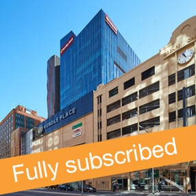 80 Grenfell Street Frontage