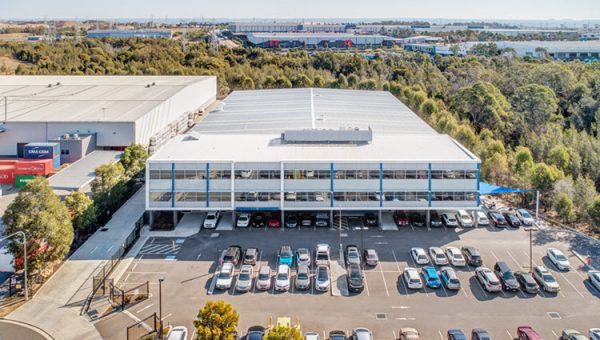 30 Clay Place Eastern Creek aerial industrial Property - hero shot