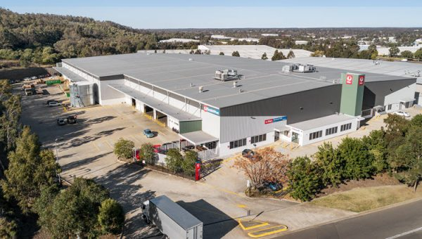 6 Macdonald Road Ingleburn NSW industrial property aerial - hero shot