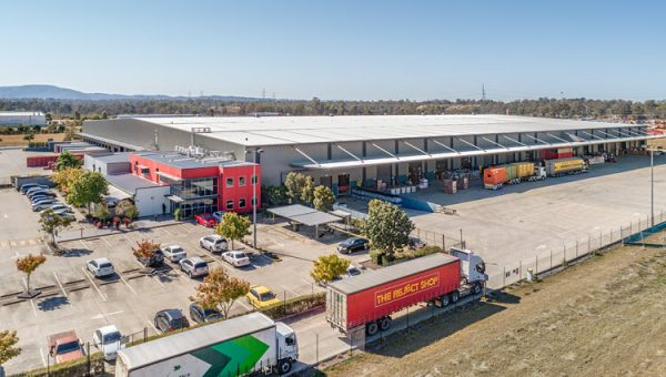 1 Ashburn Rd Bundamba Qld Aerial Industrial Property