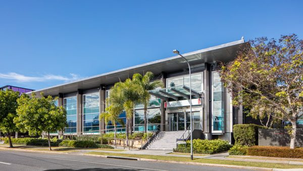 19 Corporate Drive Cannon Hill Qld Aerial Industrial Property