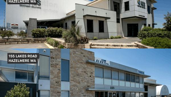 CIP Hazelmere acquisitions