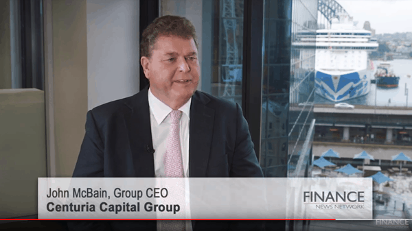 John McBain talks about 1H FY19 Results with FNN
