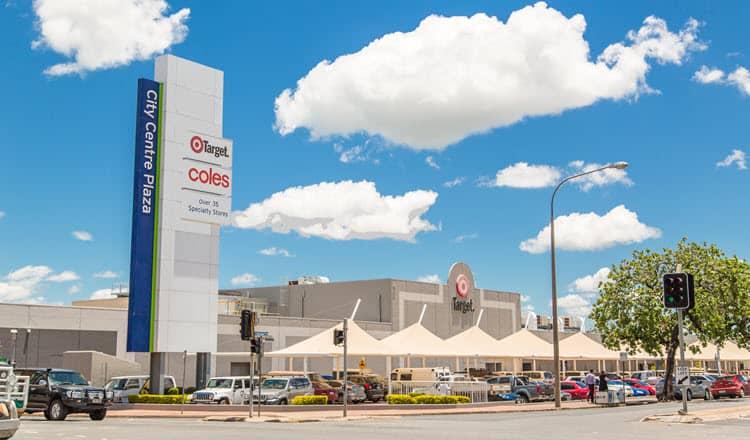 City Centre Plaza Rockhampton
