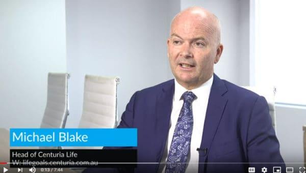Michael Blake Interview