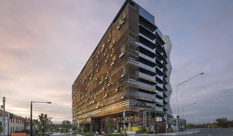 Nishi Building Canberra
