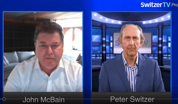 John McBain and Peter Switzer