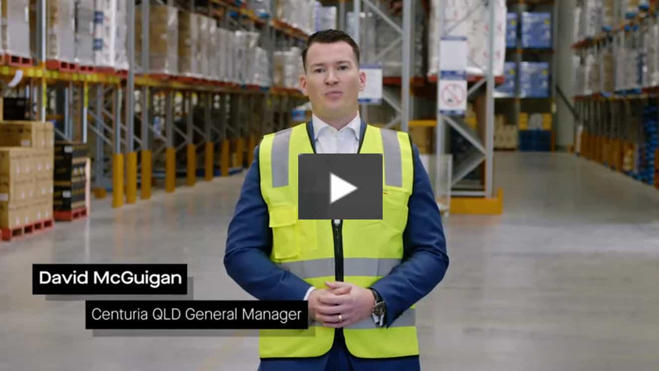 Watch CIP Townsville Distribution Centre Opening