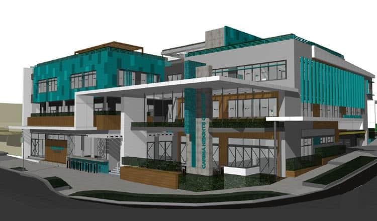 Carina Heights Medical Precinct
