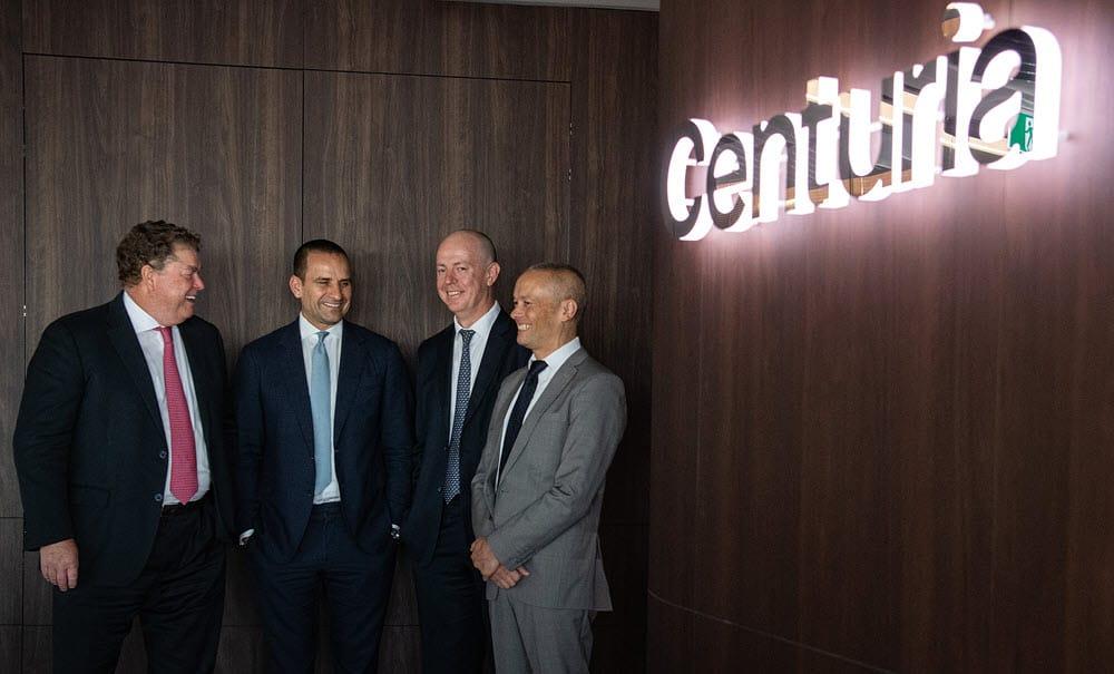 Hear about the Centuria Bass Capital JV