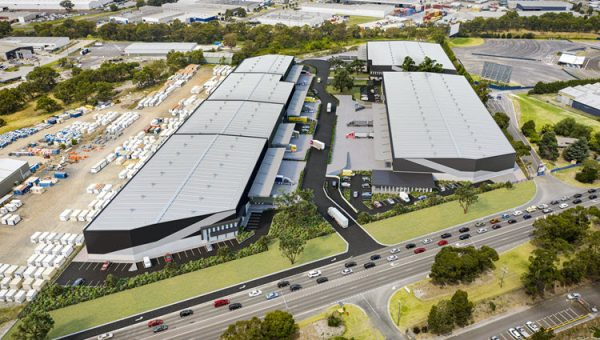 SouthSide Industrial Estate, Dandenong South